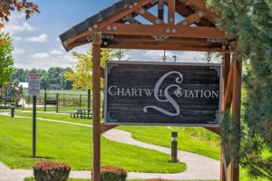 Chartwell Station in Albany, Oregon
